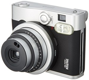Analoge Sofortbildkamera